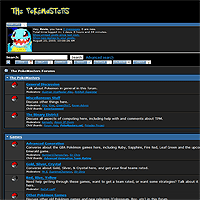 The PokeMasters Pokemon Forums