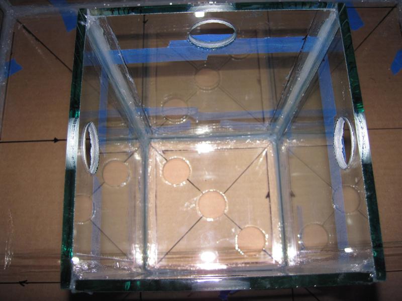 Center Overflow 01 - Rosebud161616's 15 gallon custom built nano